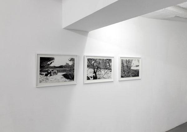 Tamara De Wehr, Paysages