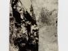 Toda amontonada, 2014, encre de chine et acrylique sur papier, 37 x 45 cm, pièce unique