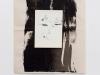 Hoy te convertís en héroe, 2014, encre de chine et acrylique sur papier, 37 x 45 cm, pièce unique