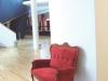 Joseph, 2005 - en cours, coussin chauffant, fauteuil, dimensions variables, éditions limitées (dimensions variables). Vue de l'exposition Eros & Thanatos, Oper Erfurt, 2005