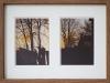 Yesterday, 2013, diptyque, photographies, cadre, 22 x 29 cm (avec cadre), pièce unique