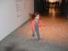 Enchanté, 2017, paillettes biodégradables posées dirèctement au sol, 348 x 308 cm, formes et dimensions variables, pièce unique. Installation à la Biennale de Lyon 2017, Lyon, France
