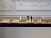 And gold chickpeas were growing on the banks, 2011, collection de sceaux à cacheter du 19e siècle posés sur le bureau personnel du Maire de Lyon, dimensions variables (hauteur maximum des sceaux: 8,5cm), pièces uniques
