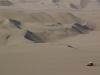 When I buried the Book of Sand..., 2009, photographie avec cadre, 57,5 x 46 cm, édition de 5 + 2 EA. Le désert d'Atacama où la première édition de El Libro de Arena fut enterrée, perdue