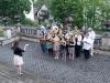 Book Concerto in One Act: for 20 Penguins, 2012, performance pour 20 exemplaires de livres Penguin, 20 personnes et 1 chef d'orchestre. Réalisé au Künstlerhaus Schloss Balmoral, Bad Ems, Allemagne
