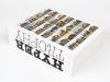 Hypertrophy, Édition de tête + 6 tirages numérotés et signés, édition de 50 exemplaires, éditions Florence Loewy, distribution, Les presses du réel.