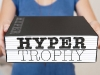 Hypertrophy, Deluxe edition of 50 with 6 original photographs, numbered and signed