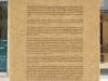 Los cocoteros (The coconut trees), 2016, silk screen printing on a jute canvas, 94 x 76 cm, edition of 13 + 2 A.P. Photo © Aurélien Mole