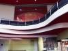 Movimiento de (por) si mismo (Movement of (by) itself), 2019, installation, raw pottery, metal, mirror, 700 x 500 x 6 cm, unique piece. Exhibition Movimiento de (por) si mismo, Teatro Mella, 13th Havana Biennial, La Habana, Cuba. Curator : Ex Situ
