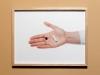 Exposition 2, 2012, color photography, lambda print, framed, 38 x 50 cm, exhibition view, Les objets qui parlent, Dohyang Lee Gallery, photo © Aurélien Mole