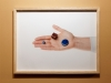 Exposition 6, 2012, color photography, lambda print, framed, 38 x 50 cm, exhibition view, Les objets qui parlent, Dohyang Lee Gallery, photo © Aurélien Mole