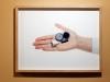 Exposition 7, 2012, color photography, lambda print, framed, 38 x 50 cm, exhibition view, Les objets qui parlent, Dohyang Lee Gallery, photo © Aurélien Mole
