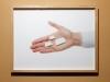 Exposition 5, 2012, photographie couleur, tirage lambda, encadrée, 38 x 50 cm, vue d'exposition Les objets qui parlent, galerie Dohyang Lee, photo © Aurélien Mole