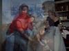 States of Grace 5 - La Vierge, l'Enfant Jésus et Sainte Anne, 2015, montage vidéo HD, couleur, son, 21'01'', vin associé, édition de 5 + 2 EA.