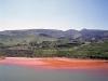 Et le tiers de la mer devint du sang - Matsuo, 2007, impression sur papier Hahnemühle, 90 x 120 cm, édition de 3 + 1 EA