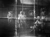 Tal Cual un triofijo, 2015, sextuples, photographies sténopées en argentique, noir et blanc, contrecollée sur Dibond, 125 x 155 cm (6 pièces ensemble)