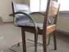 Chair Chair Egg, 2017, chaises trouvées autour de HIAP of Suomenlinna, oeuf, dimensions variables (approx 70 x 55 x 80 cm), pièce unique