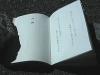 Roke Hon - Mono, 2011, livres, pierres, Typhon Roke, dimensions variables