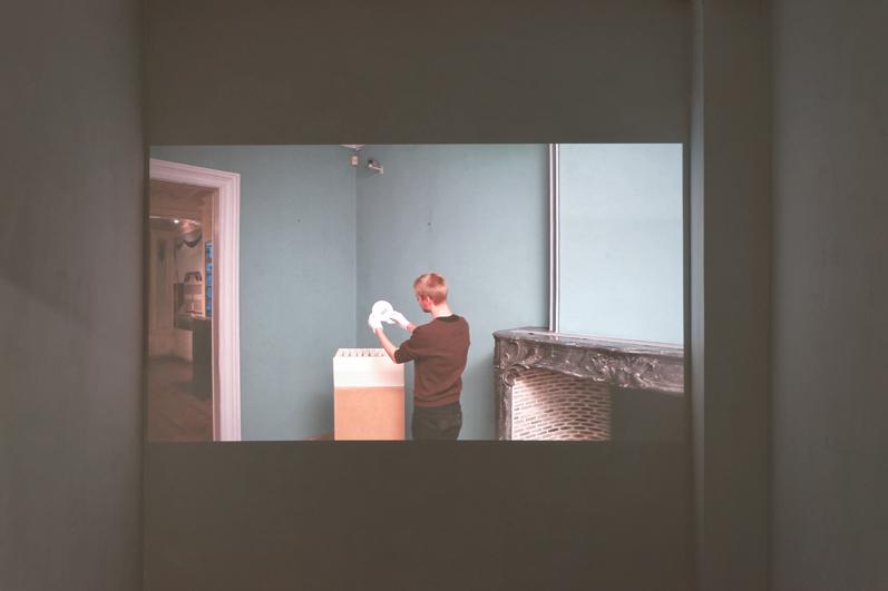 Retroperspectief, 2013, vidéo HD, couleur, son, 15', édition 5 + 2 AP
