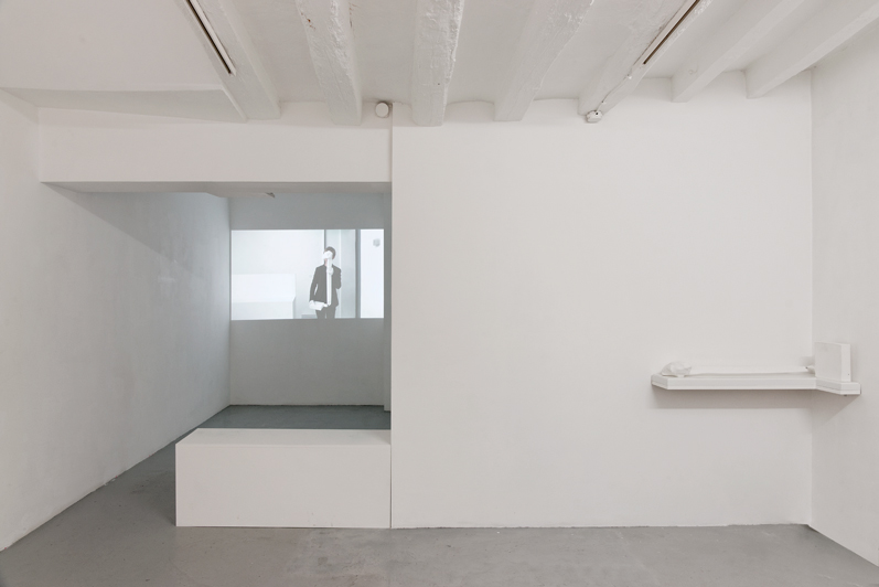 Vue de l'exposition, Retroperspectief, Alice De Mont, galerie Dohyang Lee, photo © Aurélien Mole