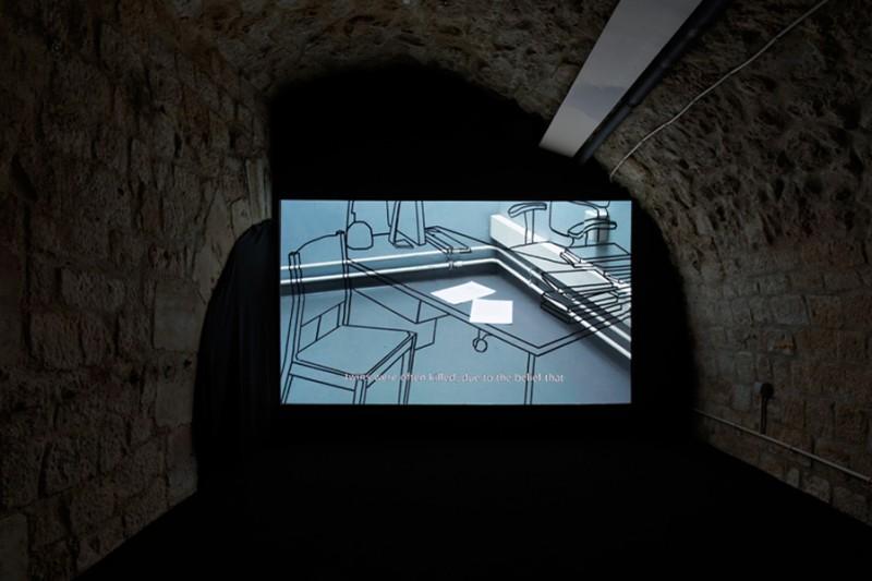 Manque de Preuves, film d'animation documentaire, 2011, 9' 20