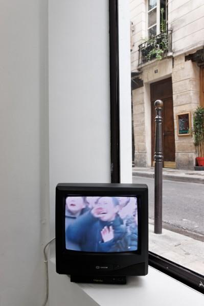 Expression, 2013, vidéo, images d'archives, couleur, muet, 3/4, 10'30