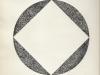 Ilusión óptica II b, 2012, encre sur papier 22 x 30,5 cm, pièce unique