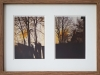 Yesterday, 2013, diptych, photographies, frame, 22 x 29 cm (with frame), unique piece