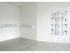 Chateauparc, 2011, dimensions variables, bois, peinture, vue d'exposition, Mini golf, La chambre, Strasbourg