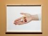 Exposition 1, 2012, photographie couleur, tirage lambda, encadrée, 38 x 50 cm, vue d'exposition Les objets qui parlent, galerie Dohyang Lee, photo © Aurélien Mole