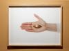 Exposition 3, 2012, photographie couleur, tirage lambda, encadrée, 38 x 50 cm, vue d'exposition Les objets qui parlent, galerie Dohyang Lee, photo © Aurélien Mole