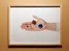 Exposition 6, 2012, photographie couleur, tirage lambda, encadrée, 38 x 50 cm, vue d'exposition Les objets qui parlent, galerie Dohyang Lee, photo © Aurélien Mole