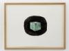 La fluidité de l'espace, 2011, aquarelle sur papier, 36 x48 cm (encadré)