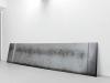 70 rue Curial (dans le couloir de l'entrée), 2013, photograph mounted on aluminium, 80 x 370 cm, unique piece + 1 AP