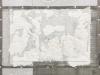 Jardin Secret, 2019, bas relief, plâtre, cire, dimensions variables, pièce unique. Vue d'exposition à la Galerie Yamamoto Rochaix, Londres, GB. Photo © Alexander Christie