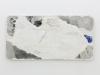 Spleen75, 2019, gravure sur aluminium, plâtre, dimensions variables, pièce unique. Vue d'exposition à la Galerie Yamamoto Rochaix, Londres, GB. Photo © Alexander Christie