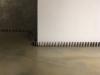 Domino, 2016, contreplaqué pour coffrage béton, 12 mm épaisseur, dimensions variables, pièces uniques