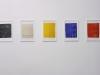 Marie-Jeanne Hoffner, Carbones, 2009, 5 Impressions sur papier hahnemuhle encadrés, 50 x 40 cm, édition de 5, Courtesy de l'artiste et galerie Dohyang Lee